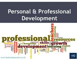 Unit 23 Personal and Professional Development in TTM Assignment