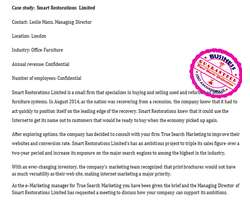 Unit 30 Internet Marketing Pass Assignment