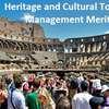 Unit 19 Heritage and Cultural Tourism Management Merit Copy