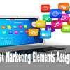Internet Marketing Elements Assignment