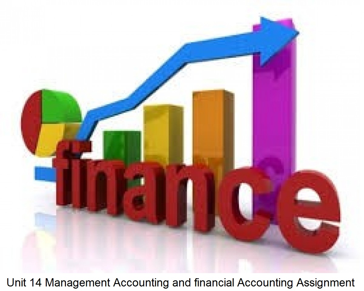 unit management accounting financial accounting assignment