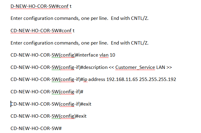 Unit 44 Local Area Networking Technologies Sample Assignment