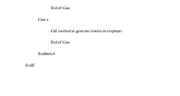 Pseudo Code 123