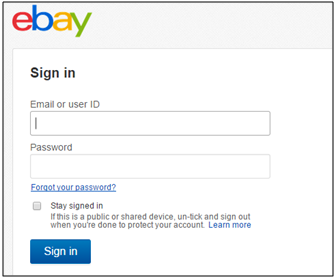 Registered User Login