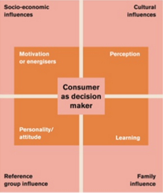 Consumer Decision-Making Framework