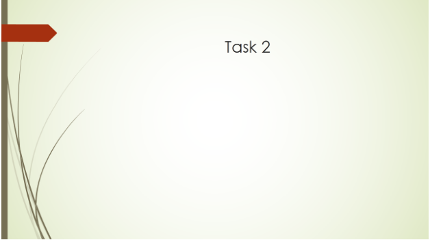 Task 2 - unit 7 The Developing Manager Assignment