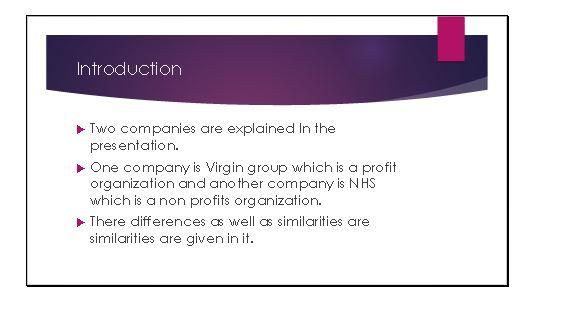 Business Environment Slide 3