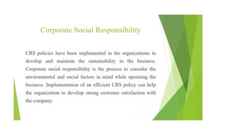 Importance of ethics and social concern responsibility in marketing Slide 5
