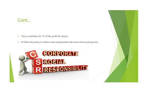 Importance of ethics and social concern responsibility in marketing Slide 7