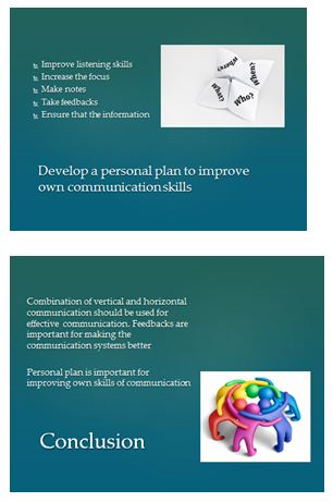 develop the communication process presentation 5