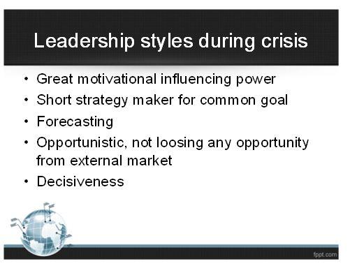 Leadership Skills Presentation 6