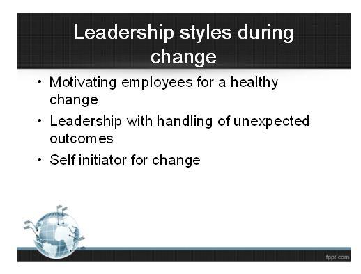Leadership Skills Presentation 7