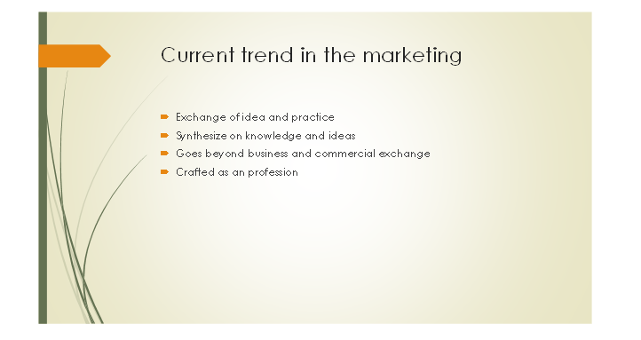 Marketing Essentials Slide 2