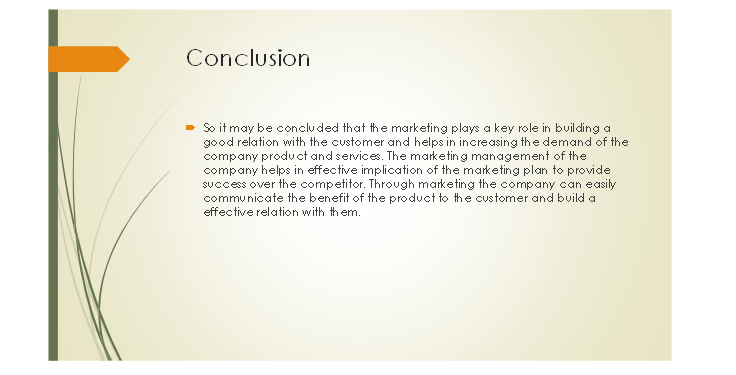 Marketing Essentials Slide 7