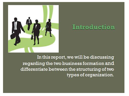 Business enviroment Presentation 2