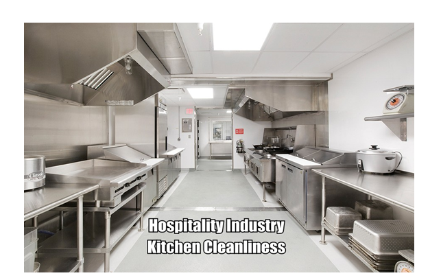 Sample image of cleanliness at Restaurants