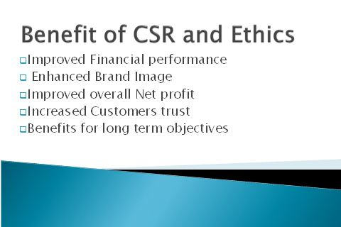CSR activates
