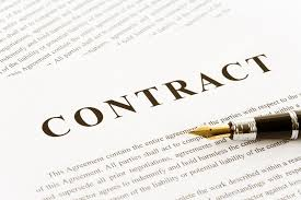 Unit 5 ACNB Terms of contract Assignment