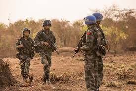 Humanitarian Intervention and Peacekeeping Essay Writing Help