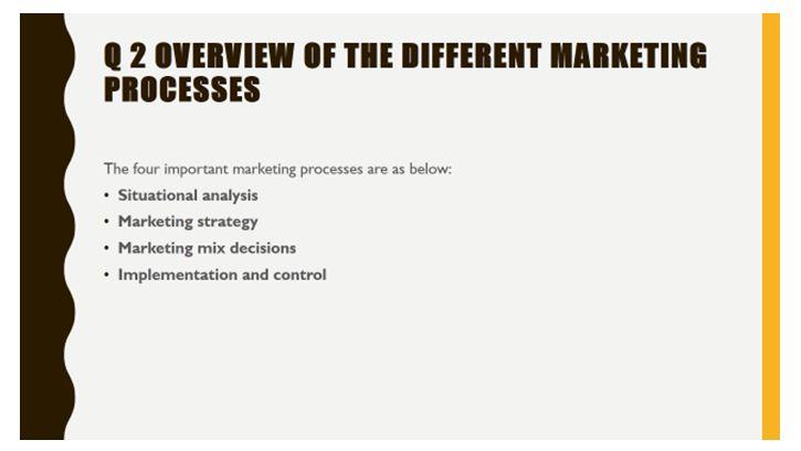 Marketing application presentation 4