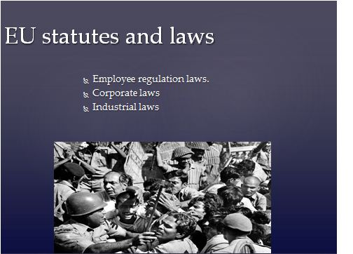 Industrial Democracy Presentation Slide 4