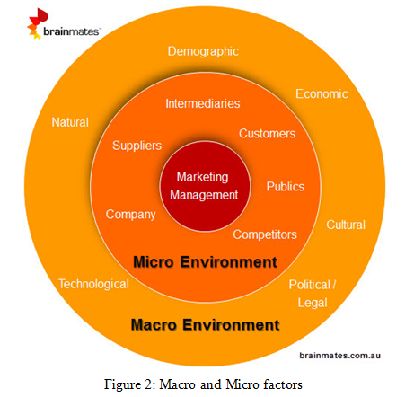 macro and micro environment of coca cola ltd Pest pest analysis this economic factor affects the coca-cola company because a  bigger portion  macro and micro factors affecting the steel industry coca-cola,.