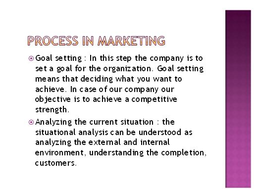 Marketing Essentials Presentation 3