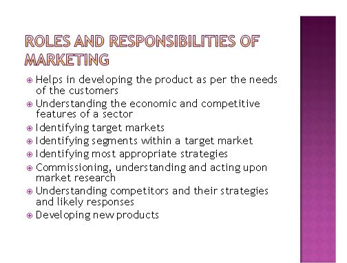 Marketing Essentials Presentation 5