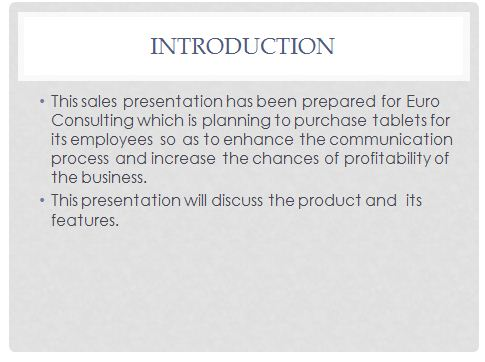 Sales Planning and Operation Presentation 3
