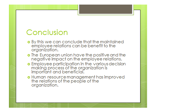 pluralist perspective employment relations The adoption of the unitarist approach to employment relations has not made the role of trade unions obsolete and  however, the pluralist perspective sees er in a.