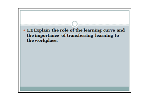 learning styles and their importance slide 7