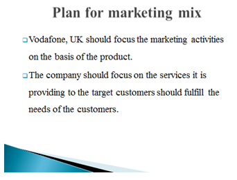 Unit 2 Marketing Mix Assignment 3