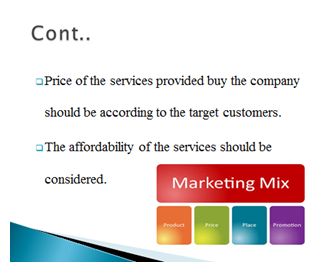 Unit 2 Marketing Mix Assignment 4