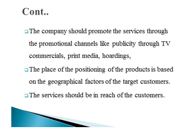 Unit 2 Marketing Mix Assignment 5