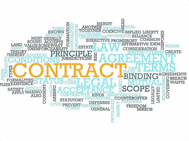 Unit 5 Aspect of Contract in Business Assignment