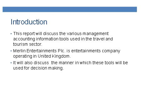 Travel and Tourism presentation Slide 3