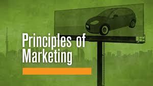 Marketing principles assignment  1 - Uk Asignment Writing Service