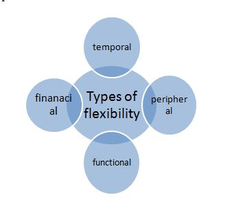 Type of flexbility
