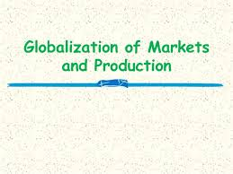 Unit 40 International Marketing Assignment Globalization - Uk Assignment Writing Service