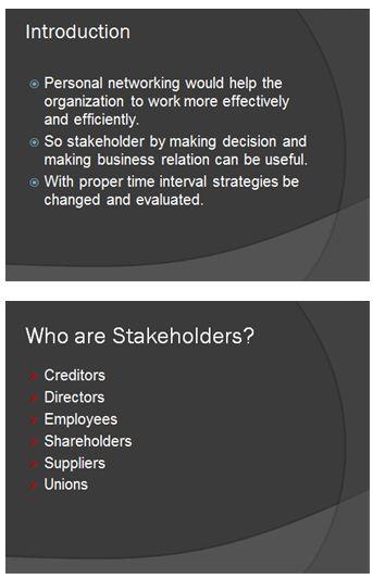 Decision making presentation slide 1