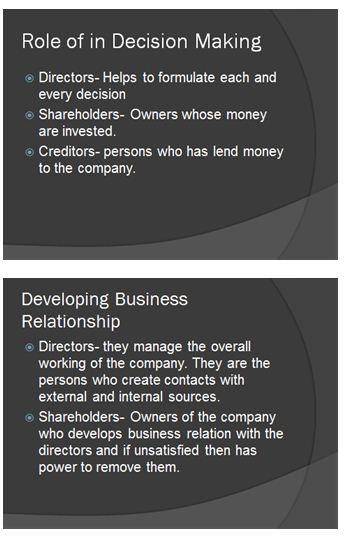 Decision making presentation slide 2