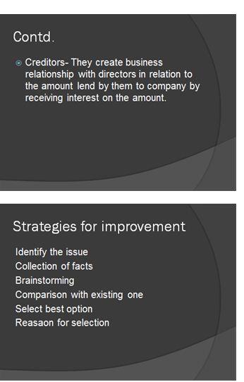 Decision making presentation slide 3