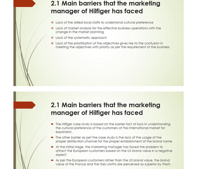 Marketing Planning  Slide 4, 5