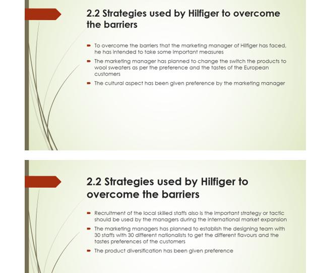 Marketing Planning  Slide 6, 7