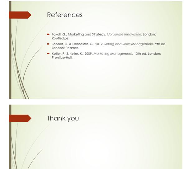 Marketing Planning  Slide 9, 10