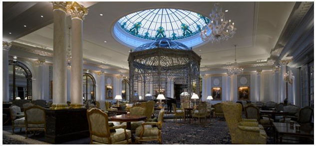 Unit 1 Travel Tourism Assignment - Savoy Hotel. 1 PNG