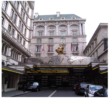 Unit 1 Travel Tourism Assignment - Savoy Hotel - Uk Assignment Writing Service
