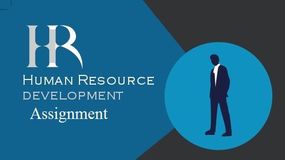 Unit 23 Human Resources Development Assignment