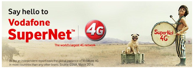 4G mobile network services