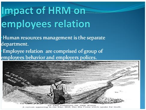 Employee Relation Presentation Slide 8